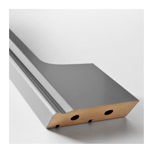 BODBYN - decorative plinth with cut-out, grey | IKEA Hong Kong and Macau - PE597287_S4