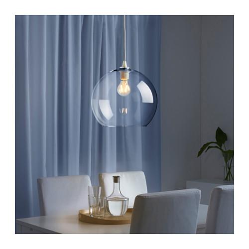 JAKOBSBYN - 吊燈燈罩, 透明玻璃 | IKEA 香港及澳門 - PE656655_S4