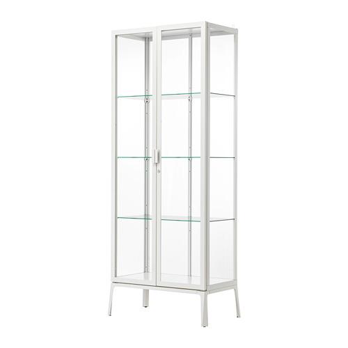MILSBO - glass-door cabinet, white | IKEA Hong Kong and Macau - PE704494_S4