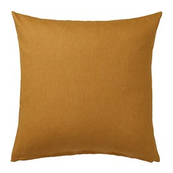 VIGDIS - cushion cover, dark golden-brown | IKEA Hong Kong and Macau - PE744542_S3