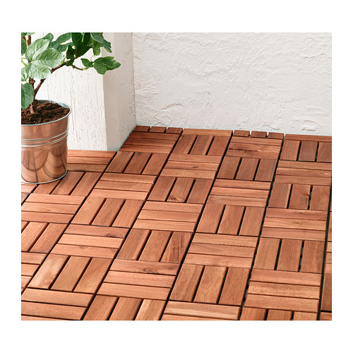RUNNEN - floor decking, outdoor, brown stained | IKEA Hong Kong and Macau - PE386853_S4