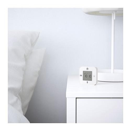 KLOCKIS - clock/thermometer/alarm/timer, white | IKEA Hong Kong and Macau - PE597342_S4