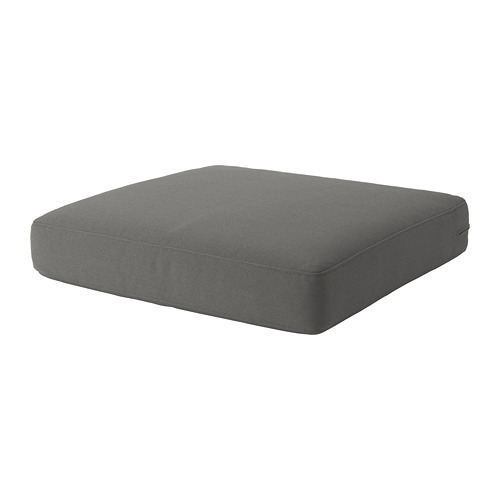 FRÖSÖN - cover for seat cushion, outdoor dark grey | IKEA Hong Kong and Macau - PE656920_S4