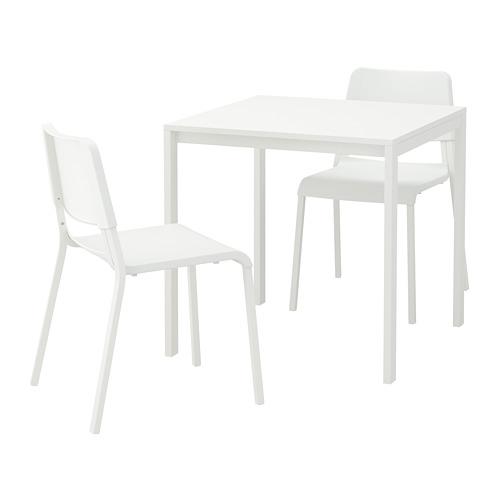MELLTORP/TEODORES 一檯兩椅