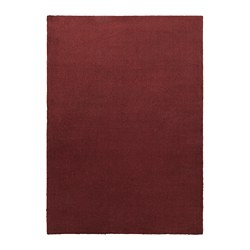 TYVELSE - 短毛地氈, 深紅色 | IKEA 香港及澳門 - PE704537_S3