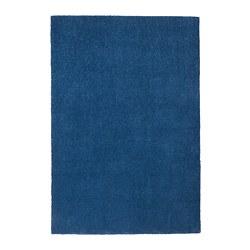 TYVELSE - 短毛地氈, 深藍色 | IKEA 香港及澳門 - PE704540_S3