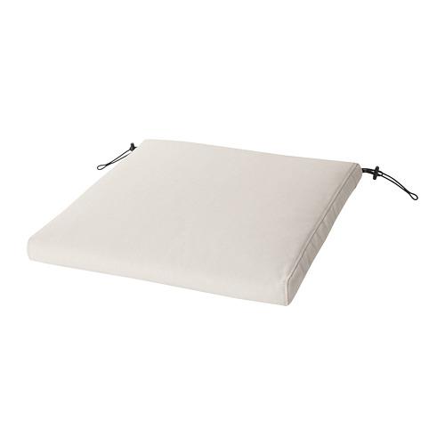 FRÖSÖN - cover for chair cushion, outdoor beige | IKEA Hong Kong and Macau - PE704821_S4
