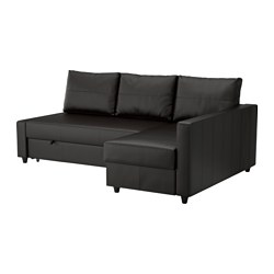 FRIHETEN - corner sofa-bed with storage, Bomstad black | IKEA Hong Kong and Macau - PE386785_S3