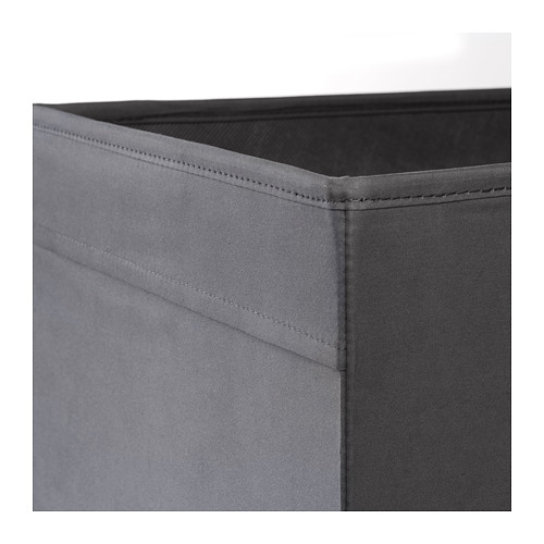 DRÖNA - box, dark grey | IKEA Hong Kong and Macau - PE657154_S4