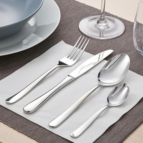 MARTORP - 餐具套裝,30件套裝, 不銹鋼 | IKEA 香港及澳門 - PE799051_S4