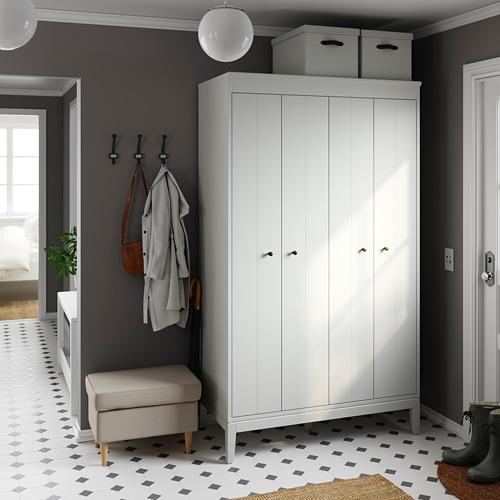 BLÄDDRARE - box with lid, grey/patterned | IKEA Hong Kong and Macau - PE799219_S4