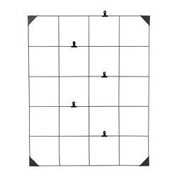 SÖSDALA - memo board with clips | IKEA Hong Kong and Macau - PE745209_S3