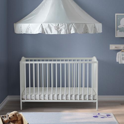 SMÅGÖRA 嬰兒床架