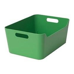 VARIERA - 貯物箱, 綠色 | IKEA 香港及澳門 - PE657505_S3