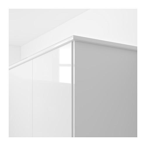 FÖRBÄTTRA - rounded deco strip/moulding, high-gloss white | IKEA Hong Kong and Macau - PE598603_S4