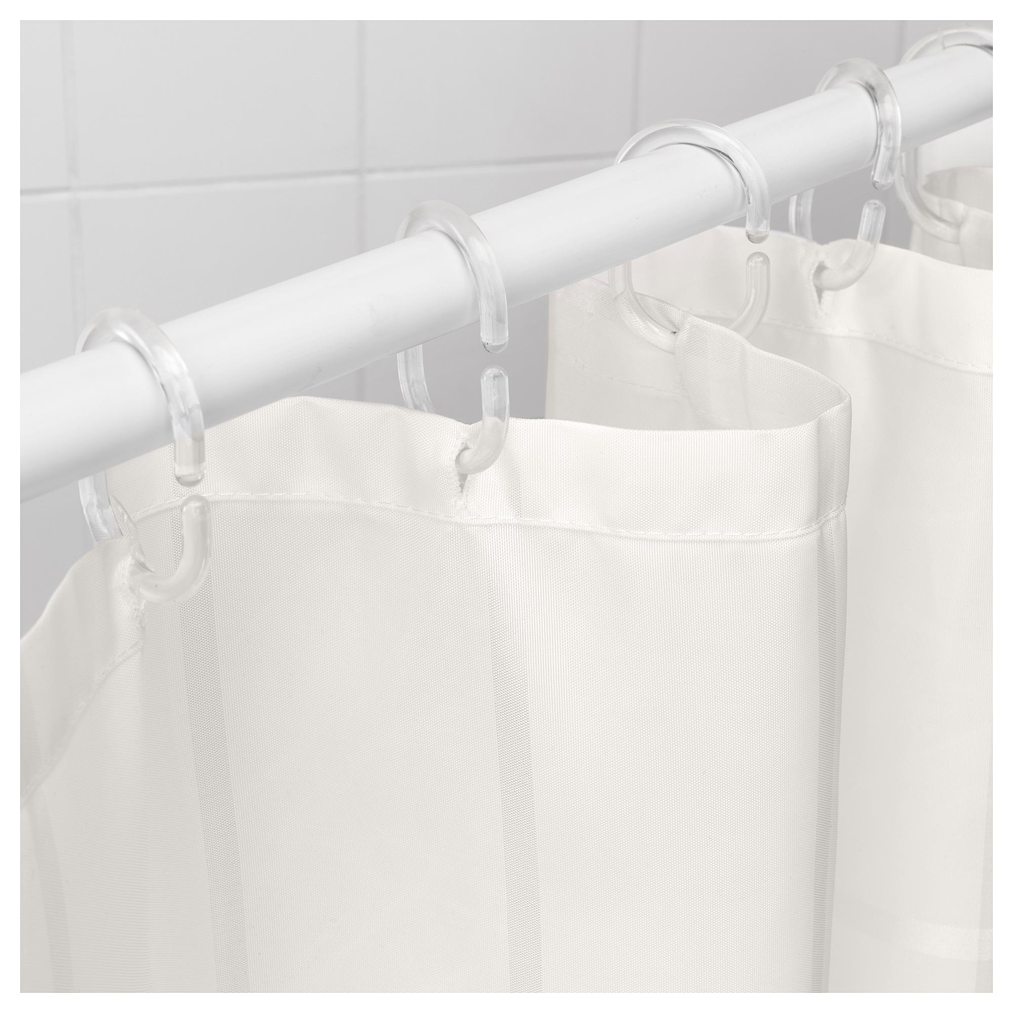 Klockaren Shower Curtain Off White Ikea Hong Kong