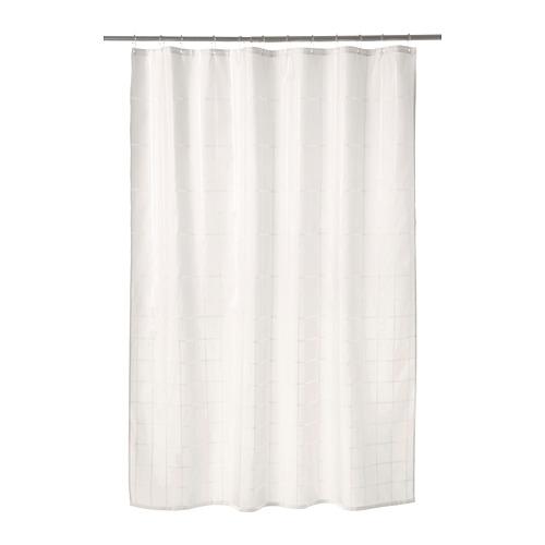 KLOCKAREN 浴簾