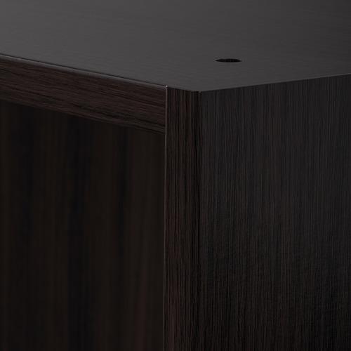 PAX - 2個衣櫃框, 棕黑色 | IKEA 香港及澳門 - PE799529_S4