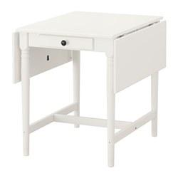 INGATORP - drop-leaf table, white | IKEA Hong Kong and Macau - PE598742_S3