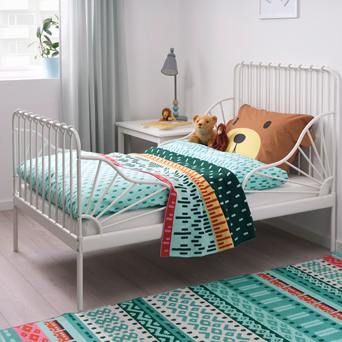 KÄPPHÄST - blanket, knitted/multicolour | IKEA Hong Kong and Macau - PE745635_S4