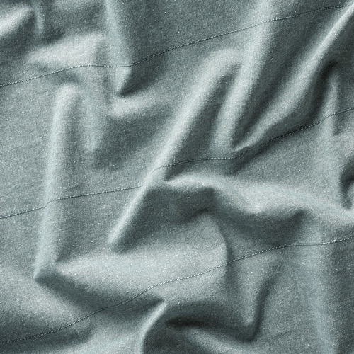 LENDA - 窗簾連簾帶,一對, 灰湖水綠色 | IKEA 香港及澳門 - PE799615_S4