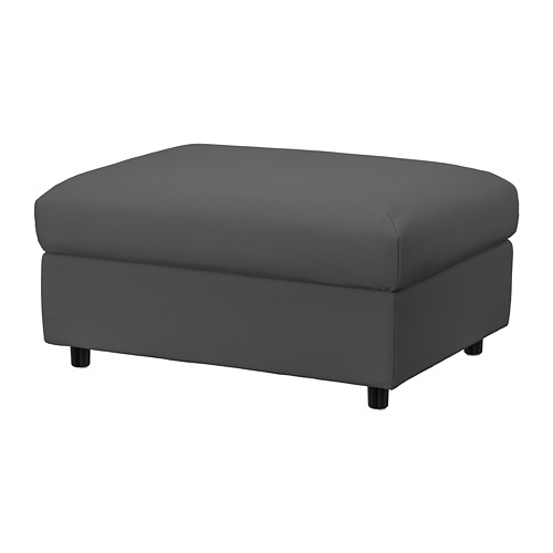 VIMLE - footstool with storage, Hallarp grey | IKEA Hong Kong and Macau - PE799682_S4