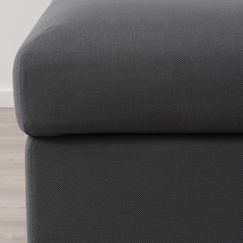 VIMLE - footstool with storage, Hallarp grey | IKEA Hong Kong and Macau - PE799685_S4