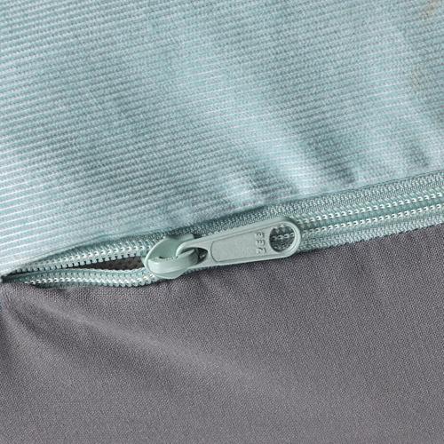 VIMLE - cover for footstool with storage, Saxemara light blue | IKEA Hong Kong and Macau - PE799678_S4