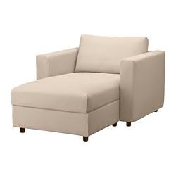 VIMLE - chaise longue, Hallarp beige   IKEA Hong Kong and Macau - PE799705_S3