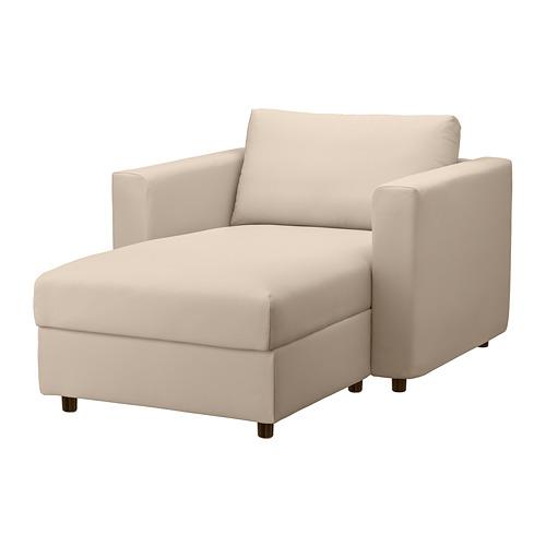 VIMLE - chaise longue, Hallarp beige | IKEA Hong Kong and Macau - PE799705_S4