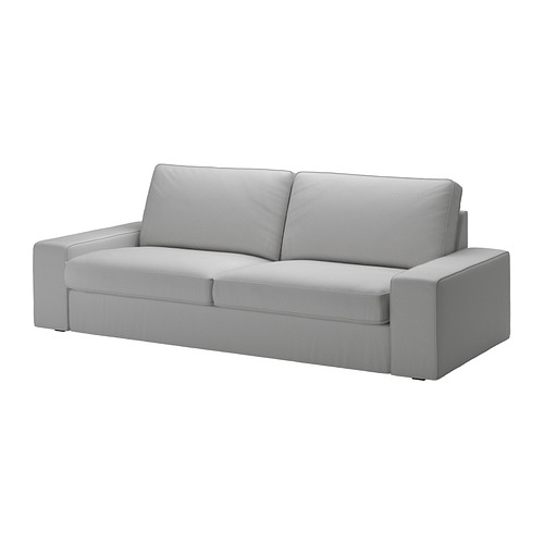 KIVIK - three-seat sofa, Orrsta light grey | IKEA Hong Kong and Macau - PE387762_S4