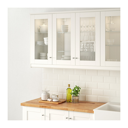 SÄVEDAL - glass door, white | IKEA Hong Kong and Macau - PE657855_S4