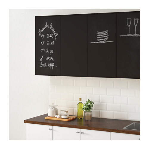 UDDEVALLA - door with blackboard surface, anthracite | IKEA Hong Kong and Macau - PE657857_S4