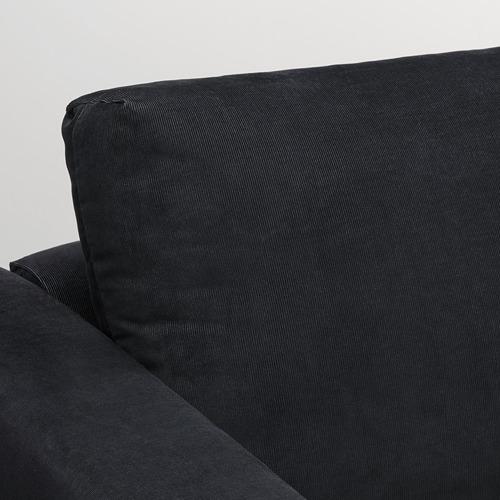VIMLE - chaise longue, Saxemara black-blue | IKEA Hong Kong and Macau - PE799702_S4