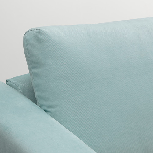 VIMLE - chaise longue, Saxemara light blue | IKEA Hong Kong and Macau - PE799699_S4