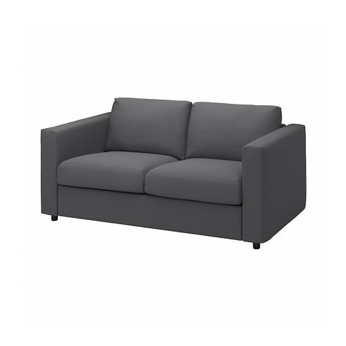 VIMLE - 2-seat sofa, Hallarp grey | IKEA Hong Kong and Macau - PE799719_S4