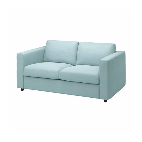 VIMLE - 2-seat sofa, Saxemara light blue | IKEA Hong Kong and Macau - PE799729_S4