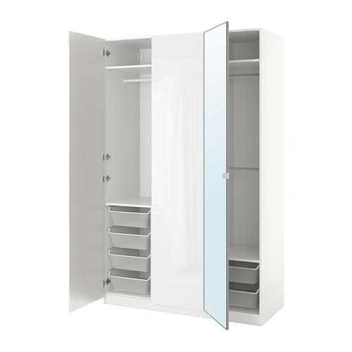 PAX - 衣櫃, 白色/Fardal Vikedal | IKEA 香港及澳門 - PE705608_S4