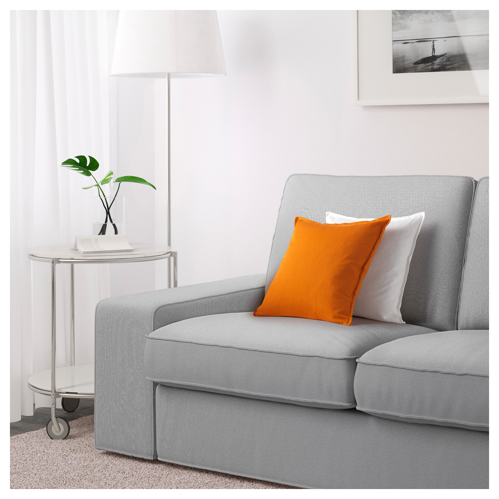 Stupendous Kivik Two Seat Sofa Orrsta Light Grey Ikea Hong Kong Pabps2019 Chair Design Images Pabps2019Com