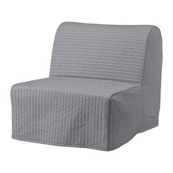 LYCKSELE LÖVÅS - 單座位梳化床, Knisa 淺灰色 | IKEA 香港及澳門 - PE799948_S3