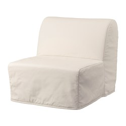 LYCKSELE LÖVÅS - 單座位梳化床, Ransta 米色 | IKEA 香港及澳門 - PE799951_S3