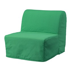 LYCKSELE LÖVÅS - chair-bed, Vansbro bright green | IKEA Hong Kong and Macau - PE799957_S3