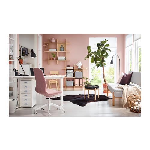 SKARSTA - 升降式書檯, 120x70, 白色 | IKEA 香港及澳門 - PH149772_S4
