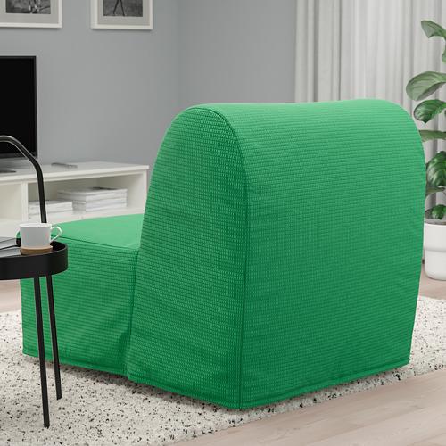 LYCKSELE LÖVÅS - chair-bed, Vansbro bright green | IKEA Hong Kong and Macau - PE799959_S4