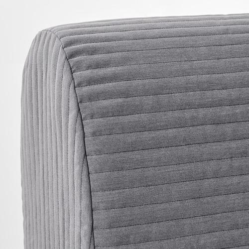 LYCKSELE HÅVET - chair-bed, Knisa light grey | IKEA Hong Kong and Macau - PE799978_S4