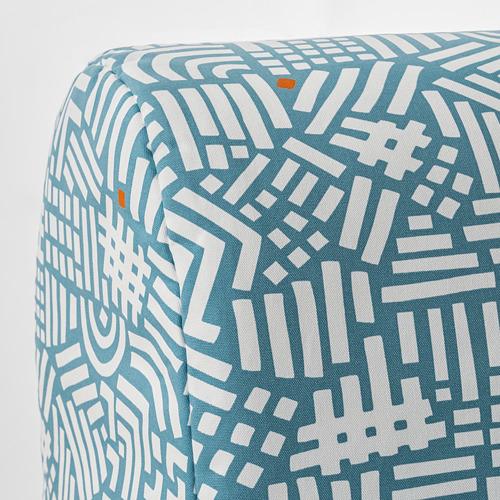 LYCKSELE LÖVÅS - 單座位梳化床, Tutstad 彩色 | IKEA 香港及澳門 - PE799972_S4