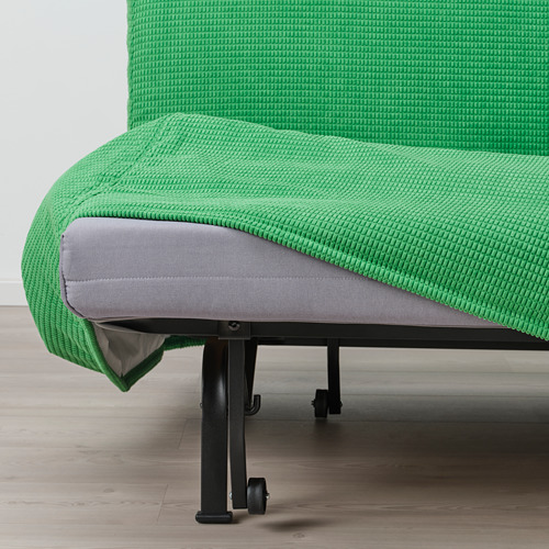 LYCKSELE HÅVET - 2-seat sofa-bed, Vansbro bright green | IKEA Hong Kong and Macau - PE799983_S4