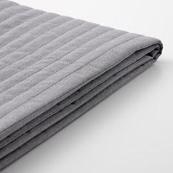 LYCKSELE - cover for 2-seat sofa-bed, Knisa light grey | IKEA Hong Kong and Macau - PE799990_S3