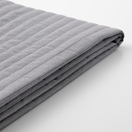 LYCKSELE - cover for chair-bed, Knisa light grey | IKEA Hong Kong and Macau - PE799990_S4