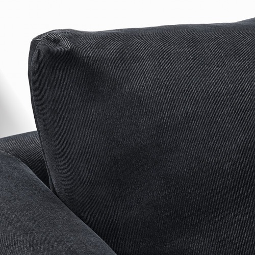 KOARP - 扶手椅, Saxemara 藍黑色/黑色   IKEA 香港及澳門 - PE800030_S4